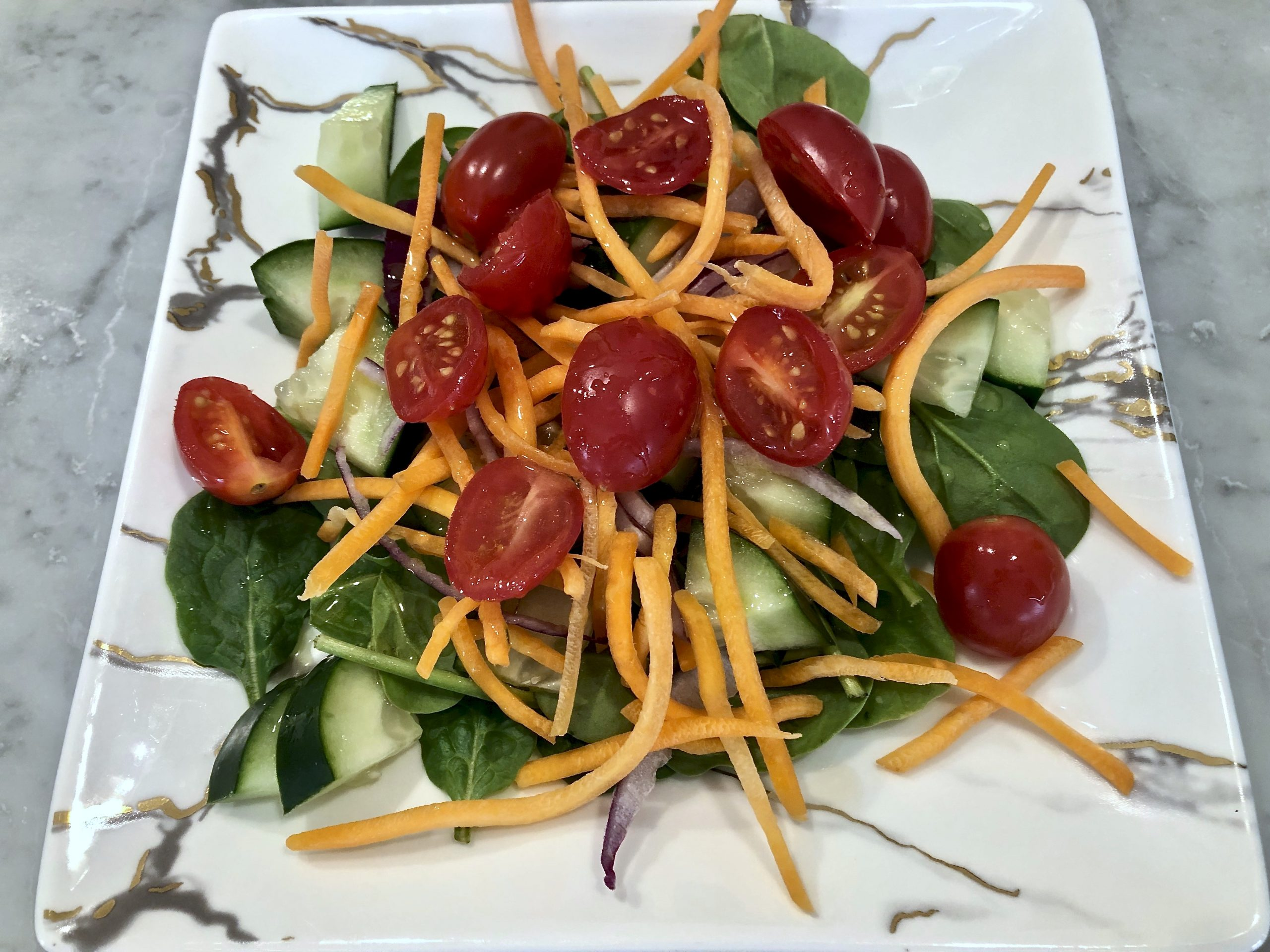 salad please - nutrition in Connecticut